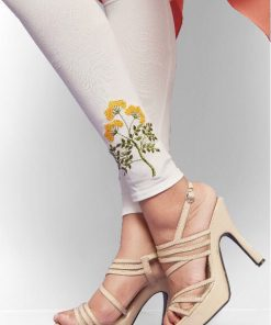PSYNA EMBROIDERY LEGGING