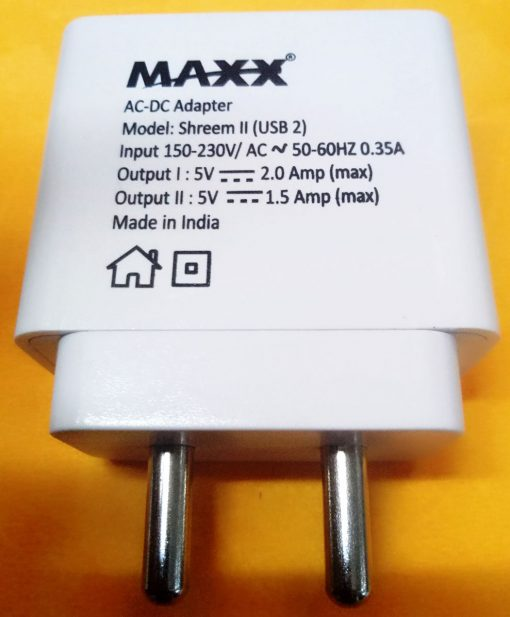 MAXX Travel Charger 2.0