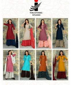 Rs 849 Pc Kamli Wholesale Suit Catalog 08 pcs (Stitched)