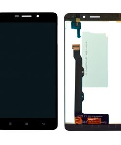 Lenovo S850 Display and Touch Screen Glass Combo With Frame