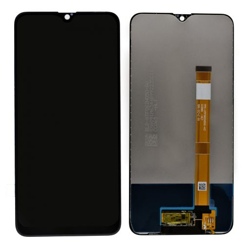 Oppo F3 Display and Touch Screen Glass Combo Replacement With Frame CPH1609