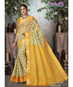 Rs 465 Pc Ratnakar Saree Wholesale Catalog 15 pcs