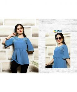 Rs 392 Pc Riya Compass Vol 5 Wholesale Top Catalog 06 pcs