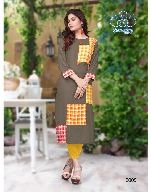 Rs 465 Piece - Sasya Stitched Kurti Wholesale Catalog 06 pcs