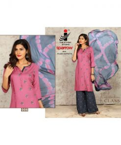 Rs 699 Pc Sparrow Wholesale Suit Catalog 08 pcs (Stitched)