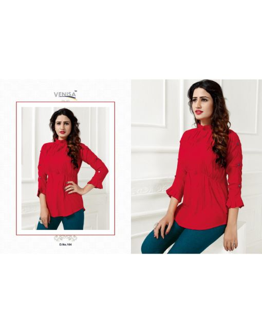 Rs 319 Pc Venisa Tulip Wholesale Top Catalog 06 pcs