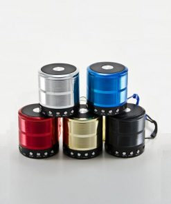 Mini Bluetooth Speaker - Multi Color
