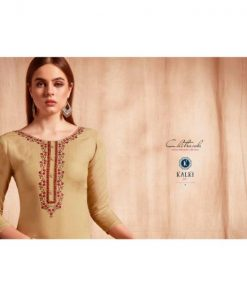 Rs 925 Pc Kalki Fashion Chitrasala Kurti With Palazzo Wholesale Catalog 06 pcs