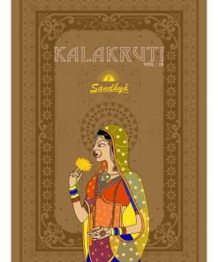 Rs 215 Pc Sandhya Kalakruti Vol 18 Stitched Kurti Wholesale Catalog 20 pcs