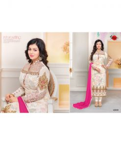 Rs 1295 Piece - MAFEEZA Semi Stitched Wholesale Suit Catalog 08 pcs