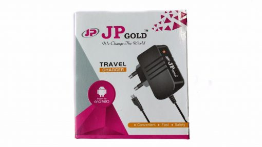 JP Gold Travel Charger
