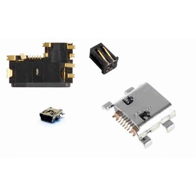 Charge Connector for MTS